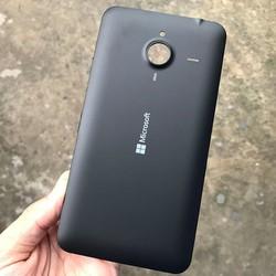 Vỏ máy Lumia 640XL đen zin linh kiện