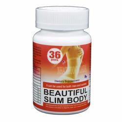 Thực phẩm hỗ trợ giảm cân Beautiful Slim Body - an toàn, hiệu quả