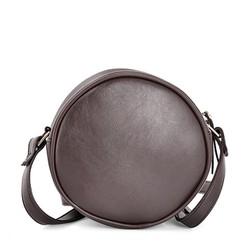 Túi xách Cindydrella tròn cách điệu BAG8ND - Màu Nâu Đất