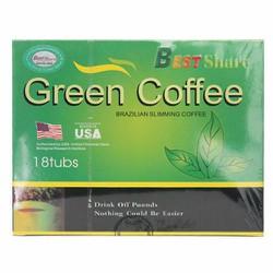 Trà Hỗ Trợ Giảm Cân GREEN COFFEE