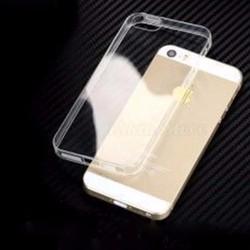 ỐP SILICON trong suốt dành cho iPhone5 và  5s