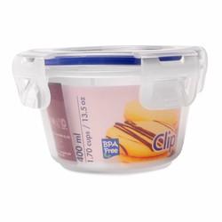 Hộp thực phẩm Tròn Kín Nước Clip Pac - 162 - 400ml