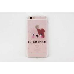 Ốp Hoạ Tiết Đa Hình Xinh Xắn Dành Cho Iphone 6-6Plus,7-7Plus