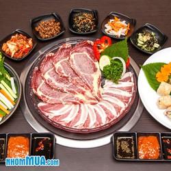 Set 9 món Bò Mỹ nướng giá sốc cho 2-3 người - Samurai BBQ