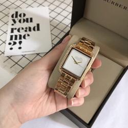 Đồng hồ kim loại nữ cực sành điệu