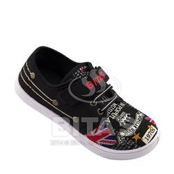 Giày bé trai Bitas GVBT20 màu đen size 31