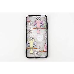 Ốp Dẻo Hình Cú Xinh Xắn dành Cho Iphone 6-6plus,7-7Plus