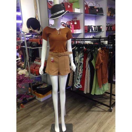 Set áo va quần ngắn xinh cho nữ giá sốc