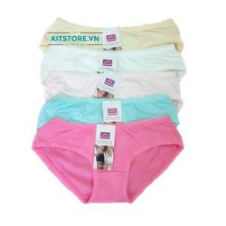 Quần Lót Nữ Cotton 2108 - Size M - Set 10 Cái - Màu Ngẫu Nhiên