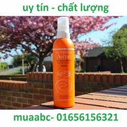Chai Xịt Chống Nắng Evene - Made In France