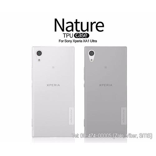 Ốp dẻo Sony Xperia XA1 Ultra Nillkin chính hãng