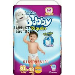 Tã Quầu BoBy XL 48