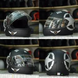 Mũ bảo hiểm Royal M02