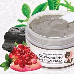 Mặt nạ sủi bọt thải độc Carbonated Bubble Clay Mask 100g - GS