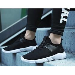 Giày nam thể thao đen