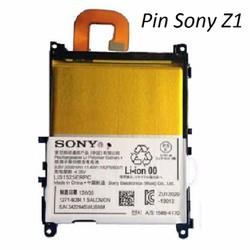 Pin Sony Xperia Z1 C6902