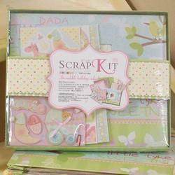 Album Scrapbook kit