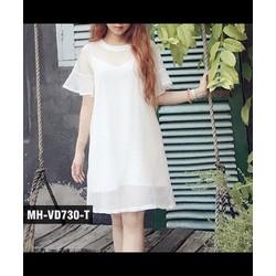 Đầm Suông Lưới - KHS126
