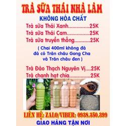 TRÀ SỮA BAO NGON