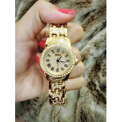 Đồng hồ nữ đính đá cực đẹp