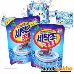 Combo 2 Bịch Bột Tẩy Lồng Máy Giặt Sandokkaebi-Nhập khẩu Hàn Quốc