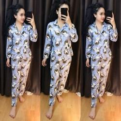 bộ pijama quảng châu cô gái m13