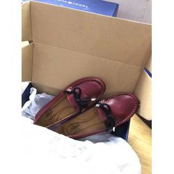 Giày mọi da xuất xịn có hộp