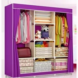 Tủ vải quần áo