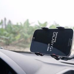 Kẹp, giá đỡ điện thoại gắn vào trên ô tô