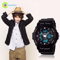 Đồng hồ Bé Trai Skmei 1008 Size Trung DHA454-D1494 - Kim Trắng