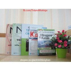 Bộ Sách Tiếng Nhật Dành Cho Người Mới học – Học Cấp tốc