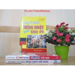 Tự học từ vựng tiếng Nhật theo chủ đề – Có tiếng Việt