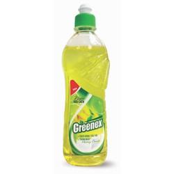 COMBO 12 chai Nước rửa chén Greenex Hương Chanh 400ml