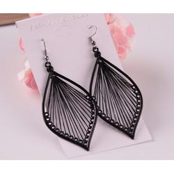 Khuyên tai thời trang đen huyền bí R010 - Phụ kiện thời trang
