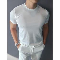 Áo thun cotton co giãn 4 chiều