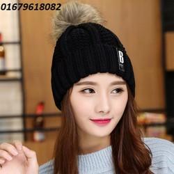 nón len nữ Because model Hàn quốc mới nhất HNNL102