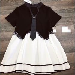 Áo váy from xoè
