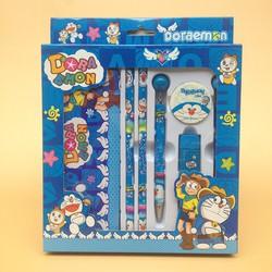 Set hộp bút Doraemon KS001
