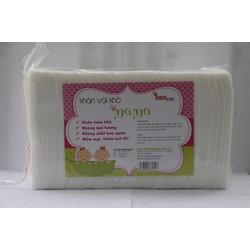 khăn vải khô đa năng Ma Ma túi 300 tờ