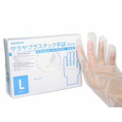 Găng tay xốp thương hiệu Nhật Bản Eva Saraya