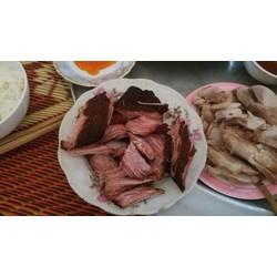 thịt lợn sấy khô 1kg