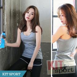 Áo tập gym nữ Barrel- Đồ quần áo thể thao, yoga - Áo tập thể thao nữ