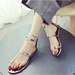 Sandal xỏ ngón xinh