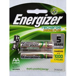 Pin sạc Energizer AA 2000mAh chính hãng