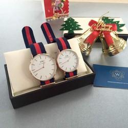 Cặp Đồng hồ thời trang giá rẻ chất lượng dành cho cả Nam và Nữ