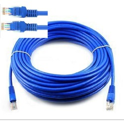 Cáp mạng internet mạng LAN Cat 5E 30m 2 đầu bấm sẵn