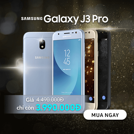Đặt mua Samsung Galaxy J3 Pro
