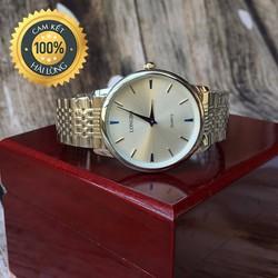 Đồng hồ nam chính hãng chính hãng giá rẻ Longbo trắng
