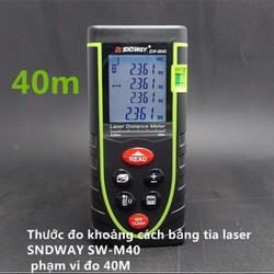 Thước đo khoảng cách bằng tia laser