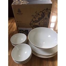 Bộ chén đĩa Minh Long